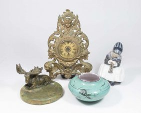 Lot Of Figural Items