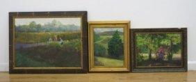 Chris Ford, 3 Landscapes