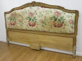 King Size Country French Headboard