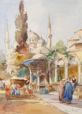 Orientalische Szene