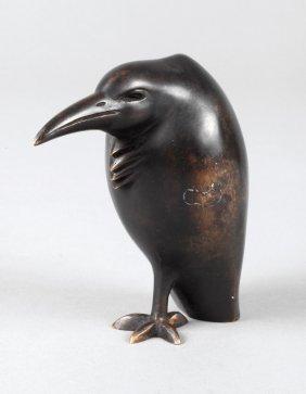 Paul Walther, Vogelplastik