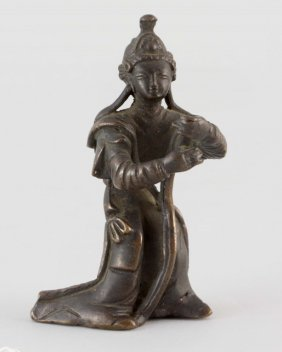 Bronze Dancing Figure