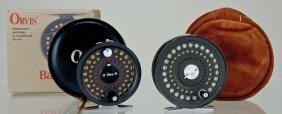 Two Orvis Trout Reels