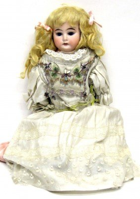 A. M. BISQUE DOLL