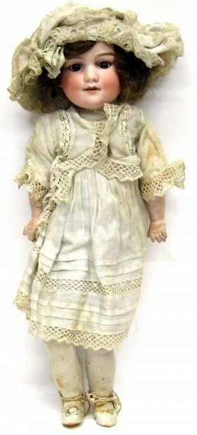 BABY BETTY BISQUE DOLL