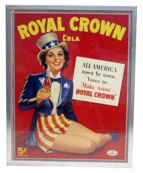 ROYAL CROWN COLA ADVERTISING