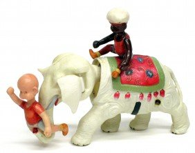 CELLULOID HENRY & ELEPHANT