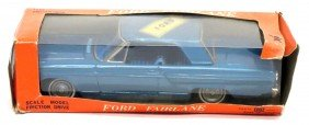 BANDAI FORD FAIRLANE TIN CAR