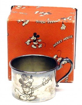 MICKEY MOUSE CHILD'S CUP