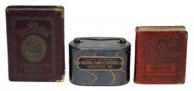(5) BOOK & COIN BANKS