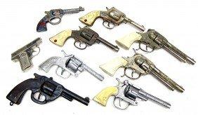 (9) CAP GUNS
