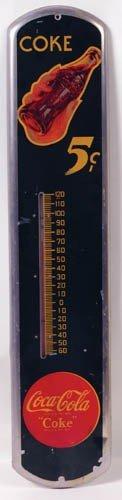 C.1948 Coca-Cola Thermometer