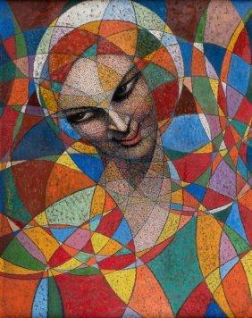 Spherical Portrait Ð Hindu, 1943