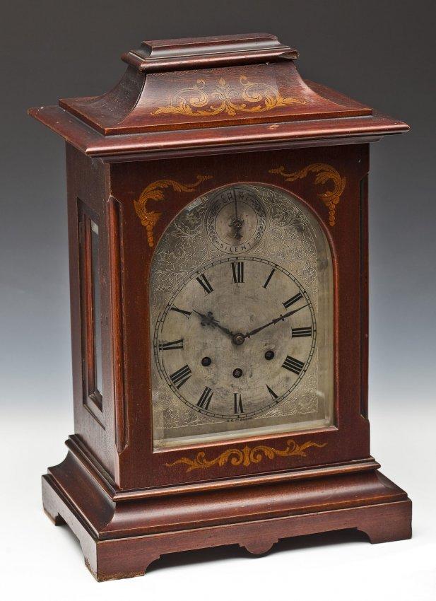 Gustav Becker German Clocks