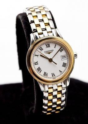 Lady's Longines Flagship Quartz Wristwatch