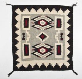 Navajo Ganado Saddle Blanket