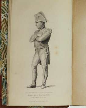 O'meara. Napoleon In Exile; Voice From St Helena. 1834.