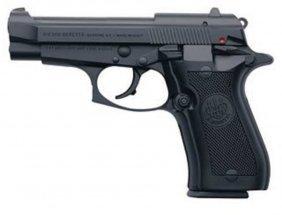 "Beretta 84 Cheetah 380 Acp Bl/sy 13+1 3.8"" Bbl   Fixed"