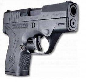 Beretta Nano 9mm Bejmn9s15