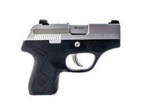 "Beretta Pico Inox 380 Acp Ss/blk 6"" 6+1"