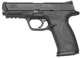 Smith And Wesson M&p40 S&w 15+1 Ns