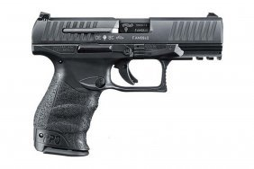 Walther Arms Inc Model #: Ppq 45ap Pst 4.25 12rd