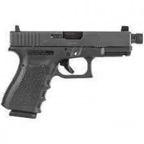Glock G23 G3 40s&w 13+1 Threaded Fs*