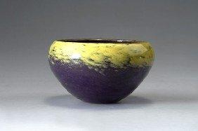 Verreries Schneider, Epinay-sur-Seine. Small Bowl,
