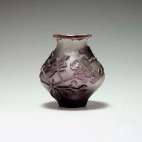 Vase 'Cerisier', 1896-1903