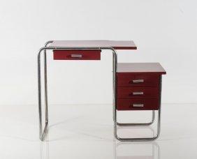 'b 91' Typewriter Table, C1935