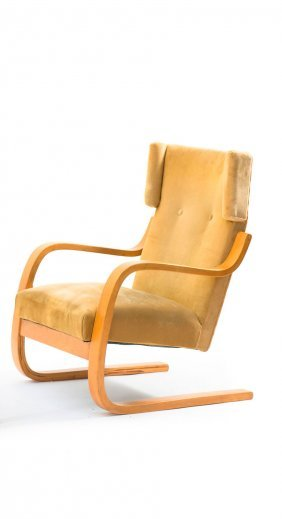 '401' Highback Chair, 1933