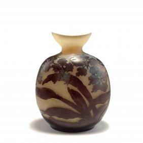 'orchidees' Vase, 1906-14
