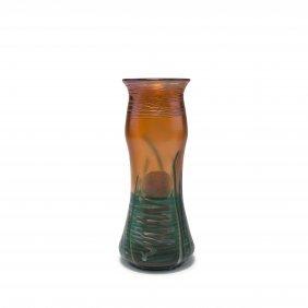 'phaenomen' Vase With Sunset, Model For The Paris World