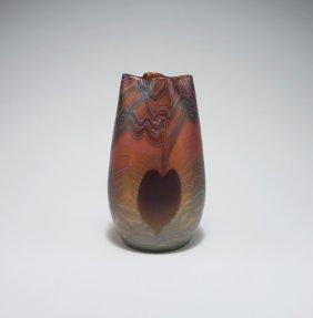 'phaenomen' Vase With Hearts, 1902