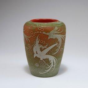 'birds Of Paradise' Vase, 1909