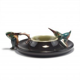 'kingfishers' Bowl, C1933
