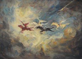 Jamar, A.,'les Quatre Cavaliers De L'apocalypse',