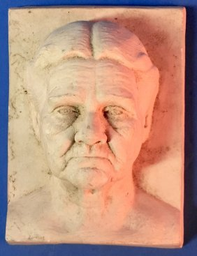 Sarah Frances Head Bust Sculpture