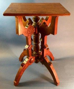 Antique Renaissance Revival Table Base