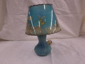 Van Briggle Pottery Lamp