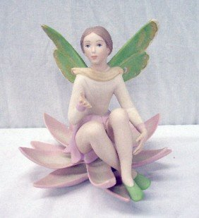 Goebel/Ispanky Water Lilly Figure