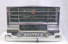 1940's Plymouth Car Radio