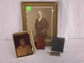 Dr. I.P. Strittmatter Framed Photograph