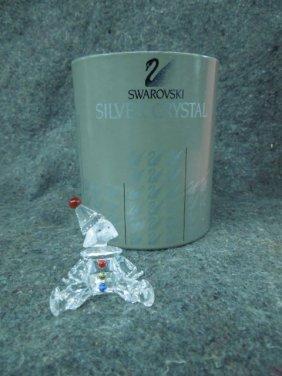 Swarovski Crystal Figurine Puppet