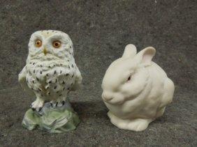 2 Porcelain Figurines Cybis & Kaiser