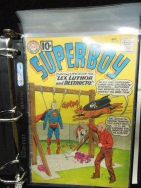 11 Vintage D.c. & Gold Key 10-15 ¢ Comics