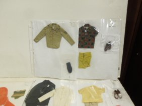 (10) 1960s Ken Outfits