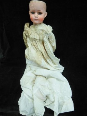 Heuback Koppelsdorf Bisque Head Doll