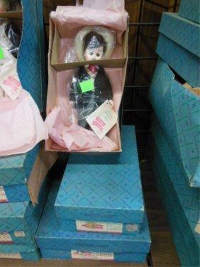 3 Madame Alexander Dolls