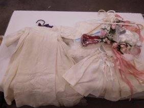 Doll Dress And Accessories
